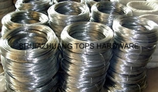 Galvanized Iron Wire  /  Black Iron Wire  /  Pvc Coated Wire